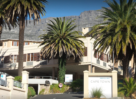 Mediclinic Cape Town