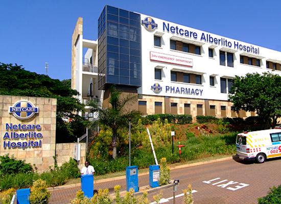 Netcare Alberlito Hospital