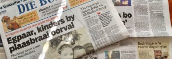 Die Burger Publishes Follow Up Article