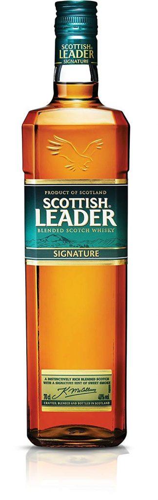 Scottish Leader Signature