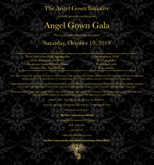 Angel Gown Gala 2019