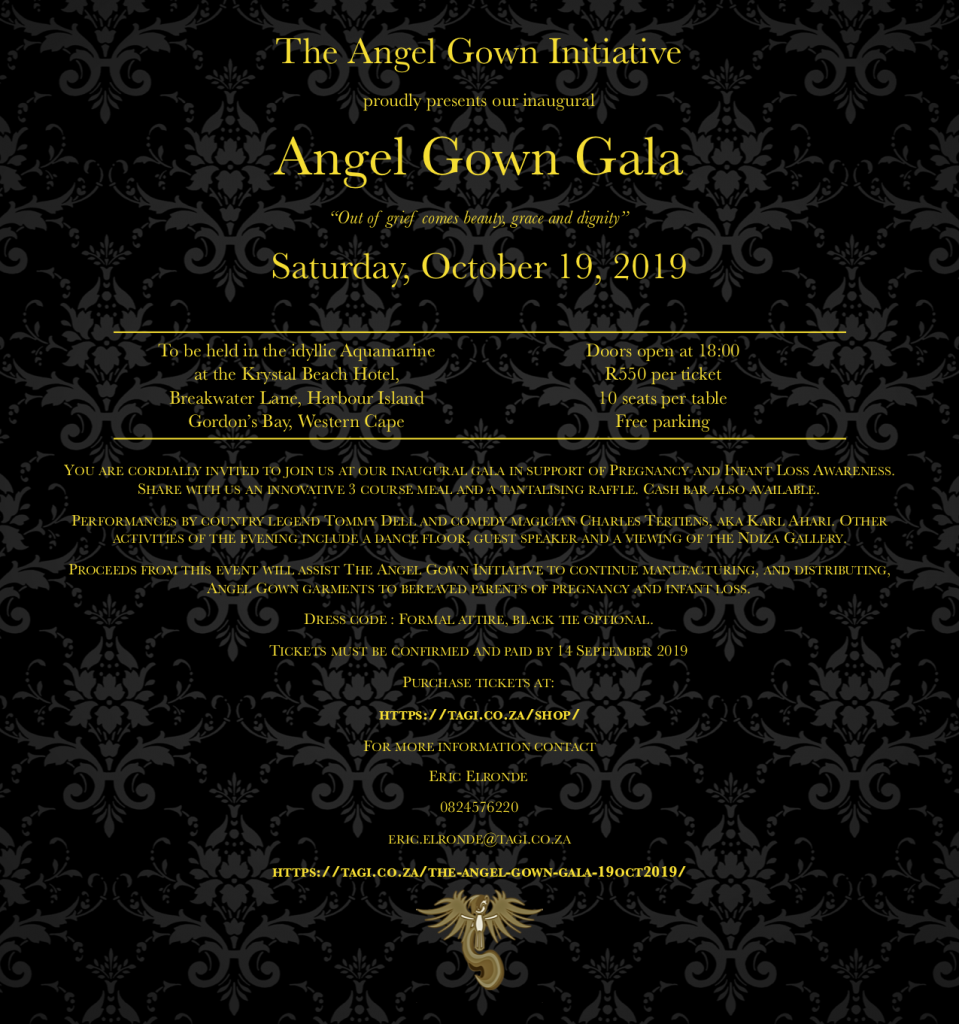 Angel Gown Gala 2019