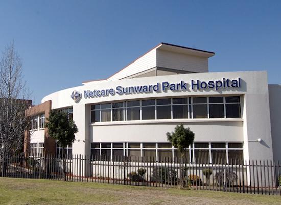 Netcare Sunward Park Hospital